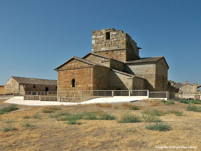 Santa María de Melque. Fotografía de José Luis Filpo Cabana