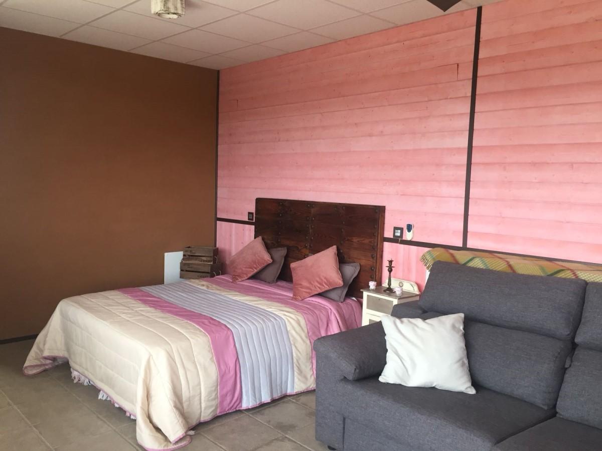 Casa Rural Finca los Pájaros - Dormitorio