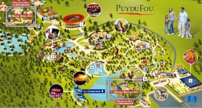 Puy du Fou, el Parque Temático de próxima construcción en Toledo