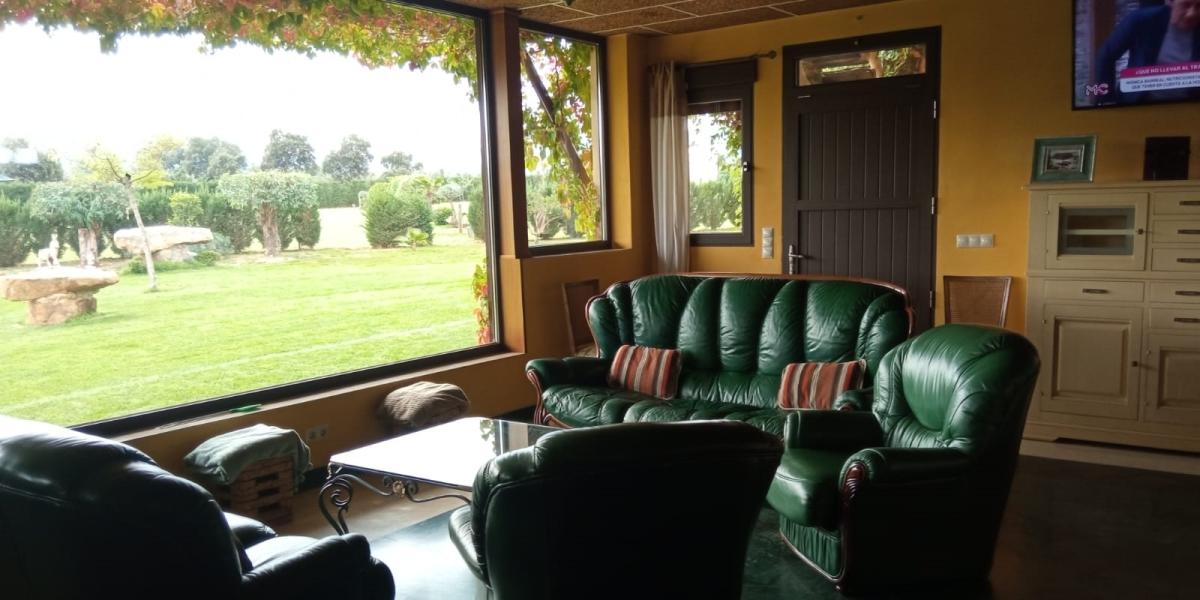 Casa Rural Finca los Pájaros en los Montes de Toledo
