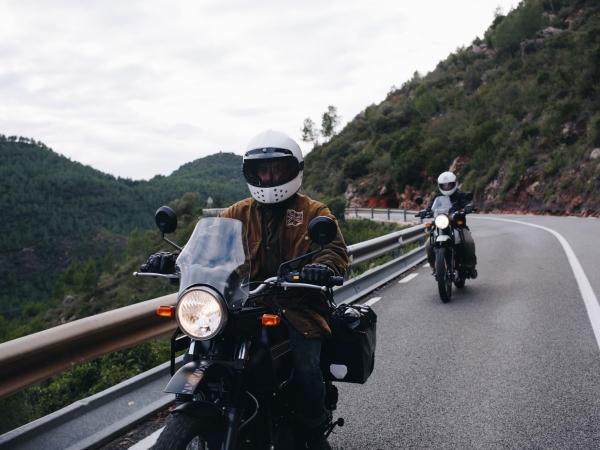 Rutas Moteras por los Montes de Toledo