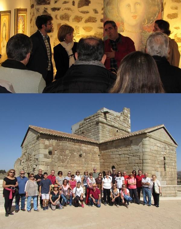 Visitas al Castillo de Montalbán