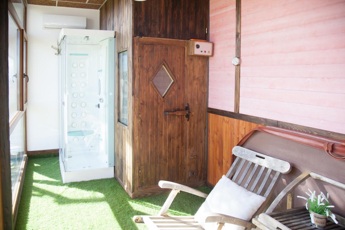 Zona Relax Casa Rural Los Pájaros