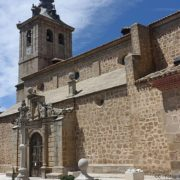 Iglesia de Santiago Apóstol de Cuerva