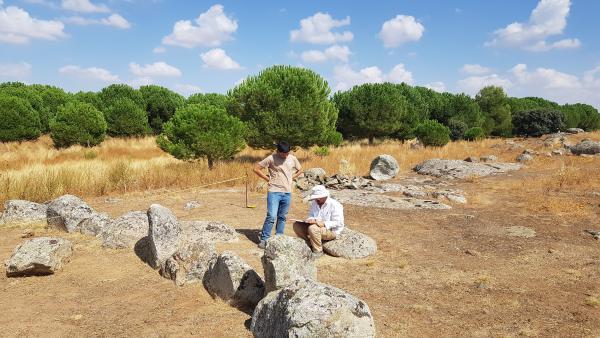 Conjunto Arqueológico Totanés