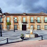 San Martín de Pusa - Montes de Toledo