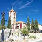 Chueca, Montes de Toledo