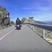 Ruta motera por Cabañeros y Montes de Toledo