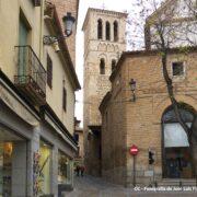 Iglesia de Santo Tomé Toledo
