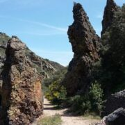 Ruta del Boquerón Montes de Toledo