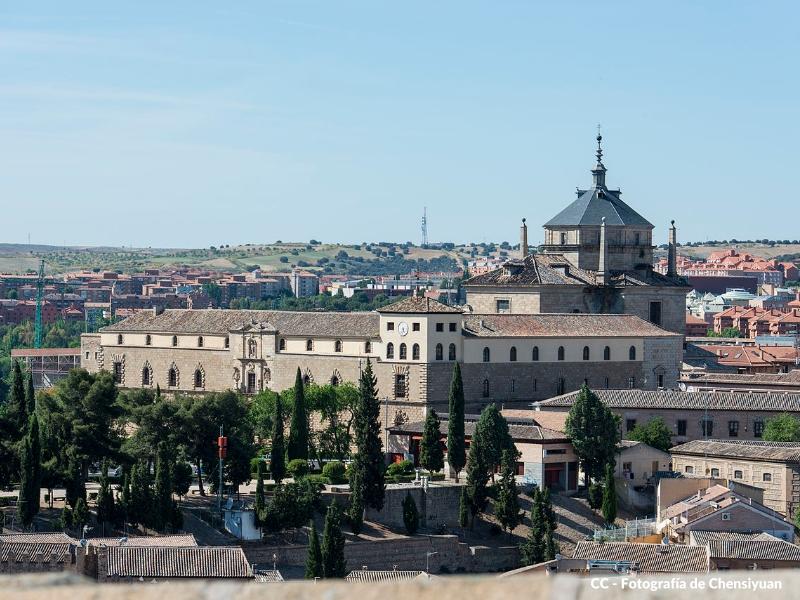 Hospital de Tavera Toledo