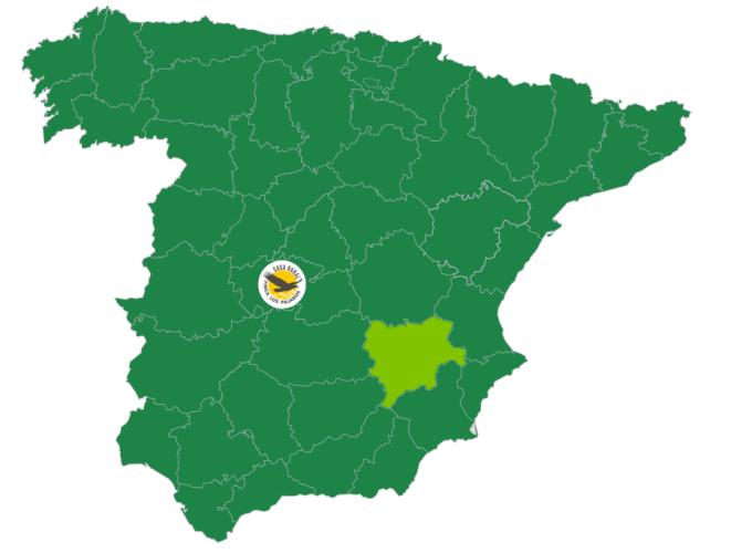 Finca los Pájaros - Casa Rural cerca de Albacete