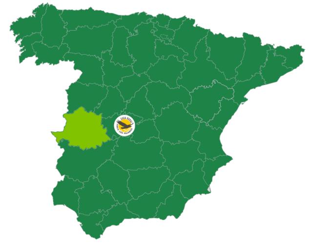 Finca los Pájaros - Casa Rural cerca de Cáceres