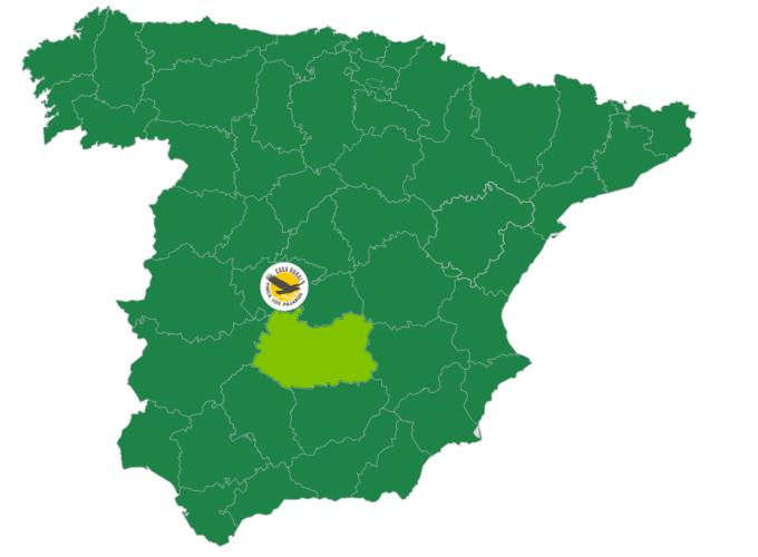 Finca los Pájaros - Casa Rural cerca de Ciudad Real