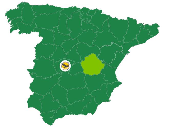 Finca los Pájaros - Casa Rural cerca de Cuenca