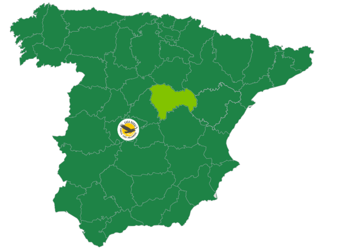 Finca los Pájaros - Casa Rural cerca de Guadalajara
