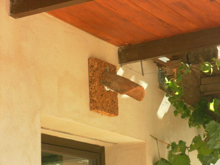 Casa Rural Finca los Pájaros - Detalles Iluminación